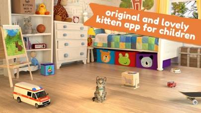 Little Kitten Walkthrough (iOS)