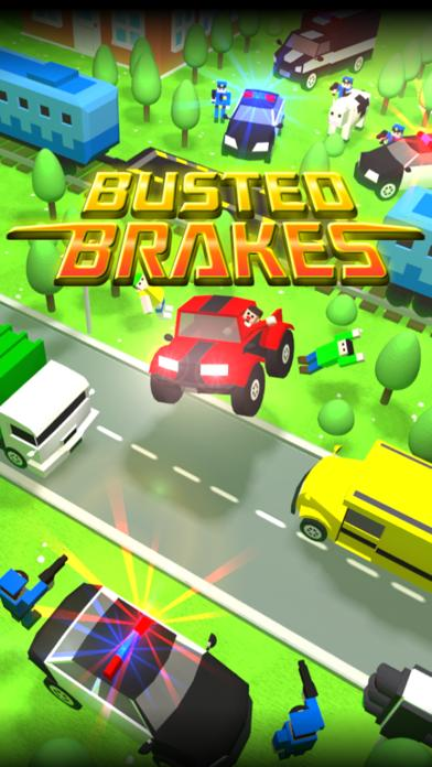 Busted Brakes Walkthrough (iOS)
