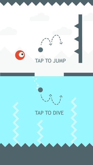Hop Hop Hop Underwater