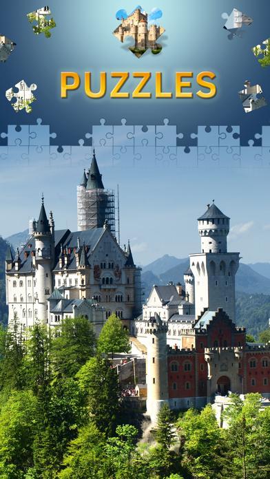 Castles Jigsaw Puzzles Premium