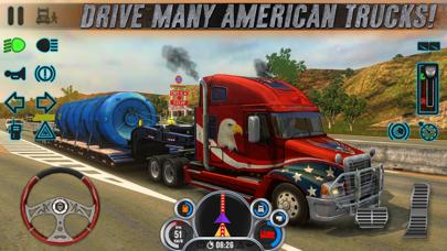 Truck Simulator USA Walkthrough (iOS)
