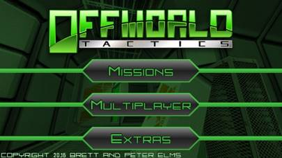 Offworld Tactics Walkthrough (iOS)