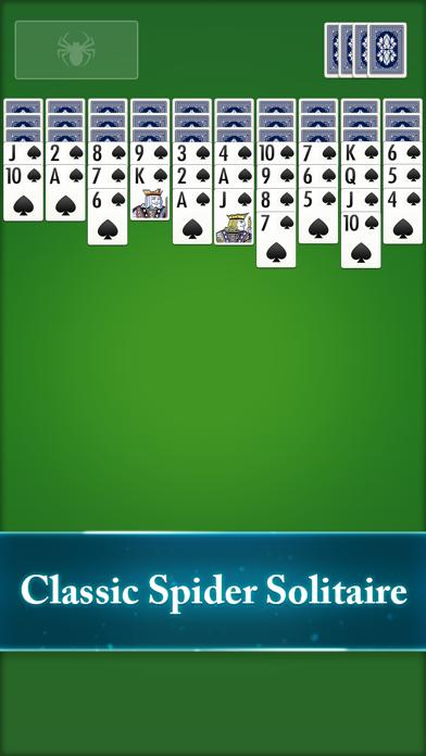 Spider Solitaire Free⋅ Walkthrough (iOS)