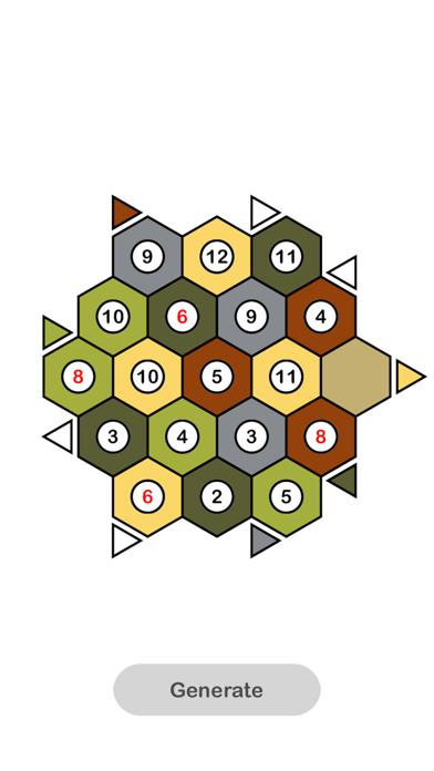 Board Generator for Catan Walkthrough (iOS)