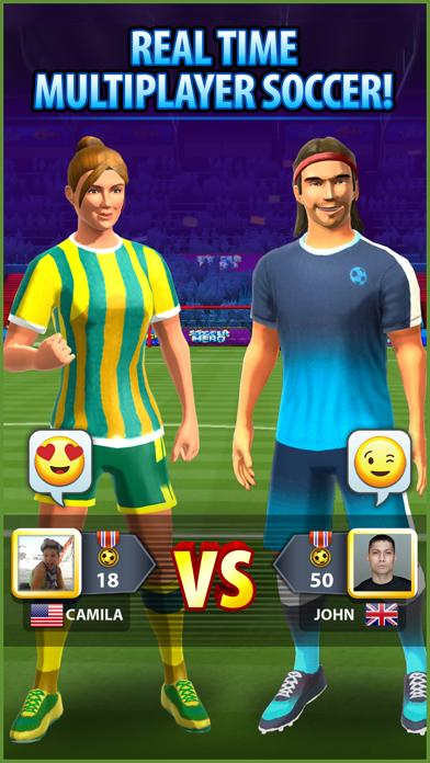 Soccer! Hero Walkthrough (iOS)