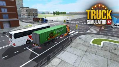 Truck Simulator 2017 * Walkthrough (iOS)
