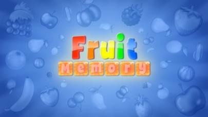 Fruit Memory FX3X Walkthrough (iOS)