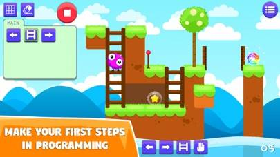 Code Adventures : Programming For Kids Walkthrough (iOS)