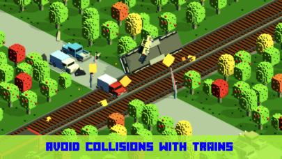 Train mania: Railroad crossing Walkthrough (iOS)