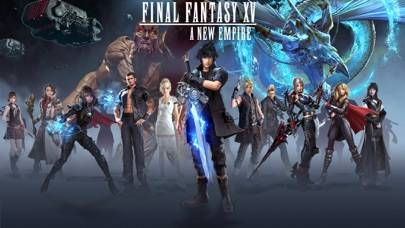 Final Fantasy XV: A New Empire Walkthrough (iOS)