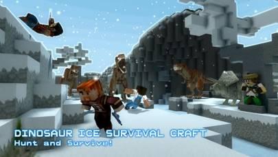 DinoSaur Ice Survival Craft