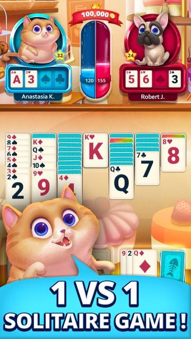 Solitaire Pets - Patience Game