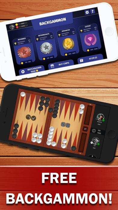 Backgammon - Offline