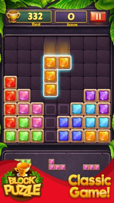 Block Puzzle Jewel! Walkthrough (iOS)