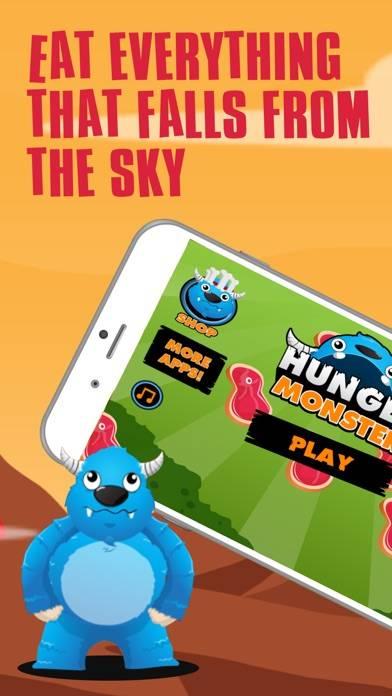 Greedy Guys Hunger Monster - Premium