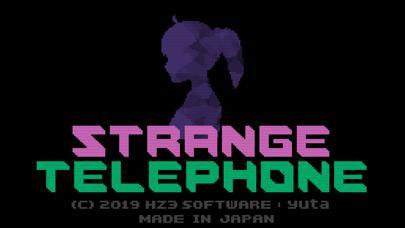 Strange Telephone