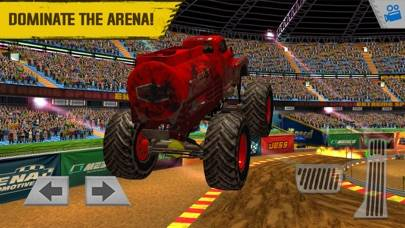 Monster Truck Arena Stunt Driver Walkthrough (iOS)
