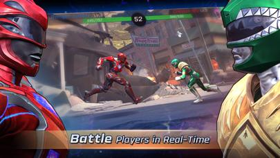 Power Rangers: Legacy Wars Walkthrough (iOS)