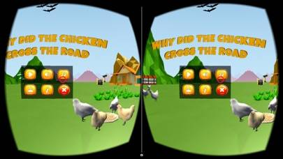 Why Did The Chicken Cross The Road VR