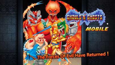 Ghouls'n Ghosts MOBILE