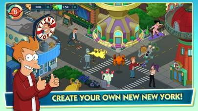 Futurama: Worlds of Tomorrow Walkthrough (iOS)