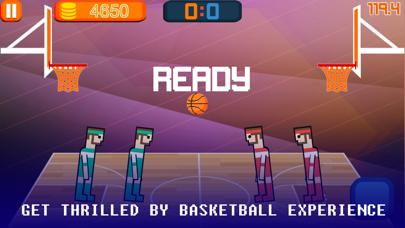BasketBall Physics-Real Bouncy Soccer Fighter Game