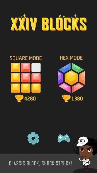 24K Magic Blocks