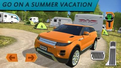 Camper Van Beach Resort Truck Simulator Walkthrough (iOS)