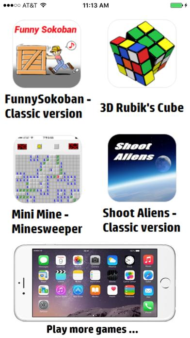 FunnyGameSet - include 4 games