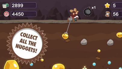 Gold Miner Tom Walkthrough (iOS)