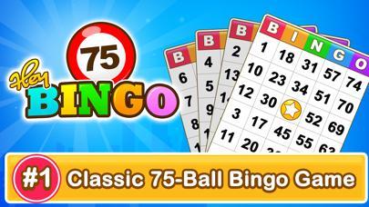 Hey Bingo™: 75 Ball Bingo Classic