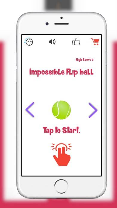 Impossible Flip ball