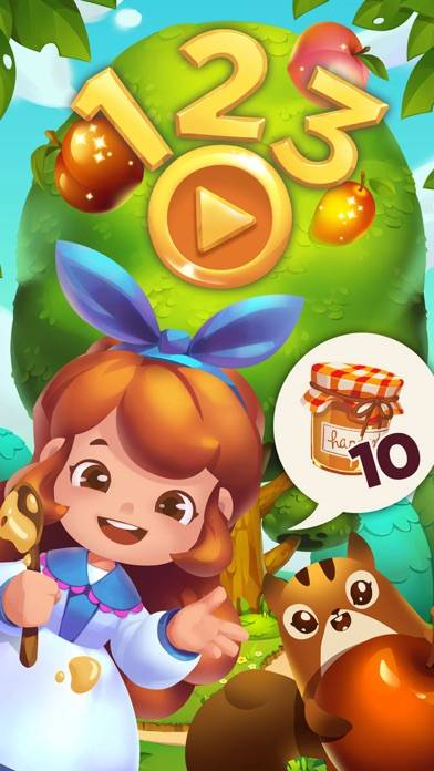 Counting for children Walkthrough (iOS)