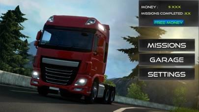 Euro Truck Driving Simulator 2017