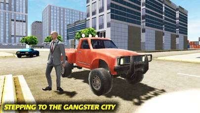 Grand Gangster City Simulation