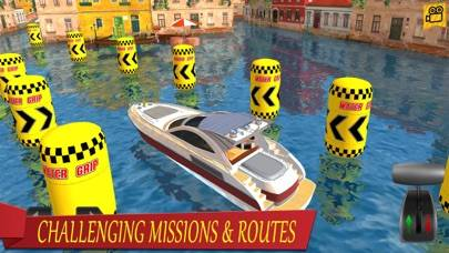 Venice Boats: Water Taxi Walkthrough (iOS)