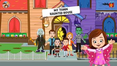 My Town : Haunted House