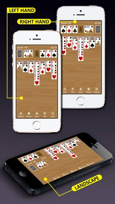 Solitaire ⋇ Walkthrough (iOS)