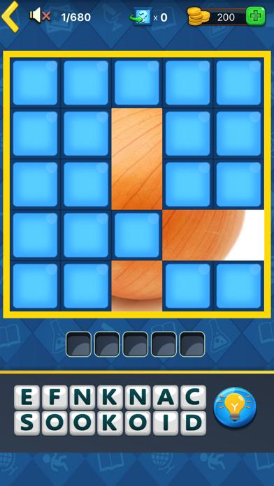 Guess The Picture : Puzzle Game