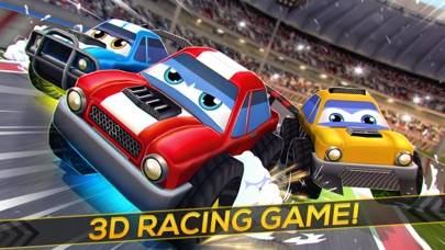 Lightning Racing Cars Walkthrough (iOS)
