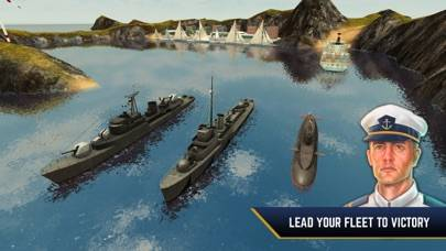 Enemy Waters : War At Sea Walkthrough (iOS)