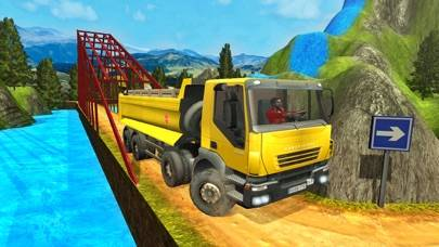 Truck Driver Transporter Walkthrough (iOS)