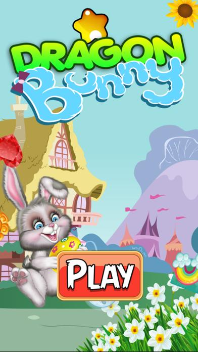 Dragon bunny´s magical match adventure