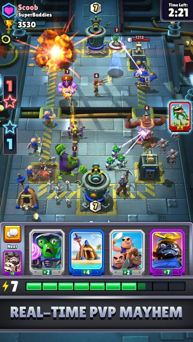 Chaos Battle League Walkthrough (iOS)