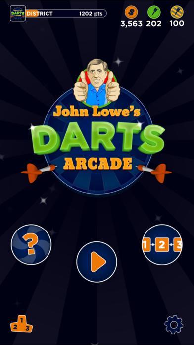 John Lowe's Darts Arcade
