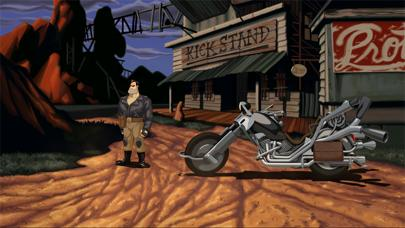 Full Throttle Remastered Walkthrough (iOS)