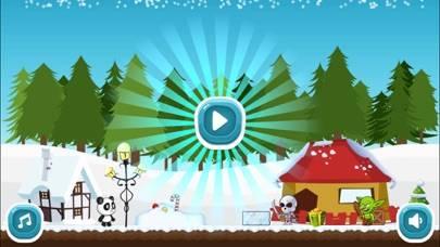 圣诞节酷跑 Walkthrough (iOS)