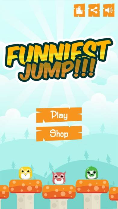 Jumpy birds-Jumping games