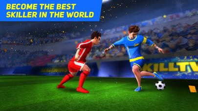 SkillTwins Football Game 2 Walkthrough (iOS)