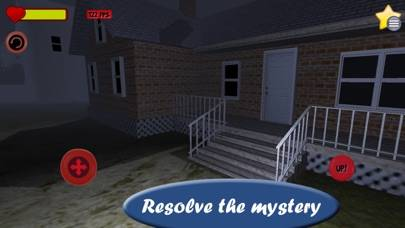 The mystery of the missing neighbor